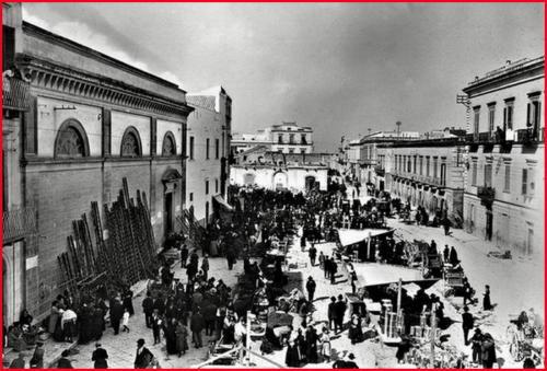 Bitonto - Piazza XX Settembre