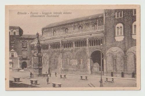 cattedrale facciata laterale