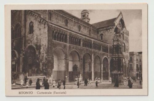 cattedrale facciata laterale 2